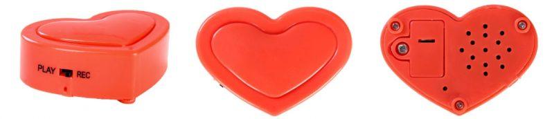 Geluidsmodule voor knuffel - Knuffel met ingesproken bericht